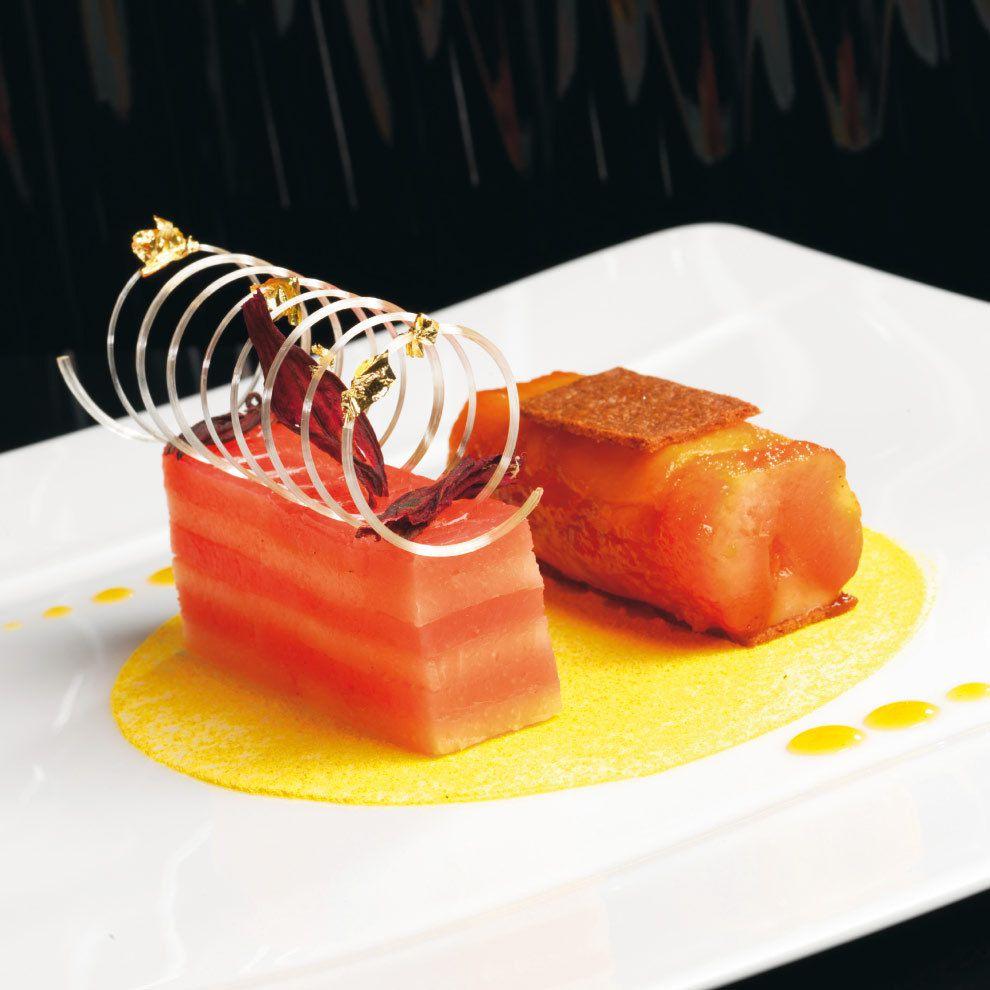 Les recettes type de plat mise en bouche entr e poisson viande dessert cocktail saison printemps - Recette plat gastronomique ...