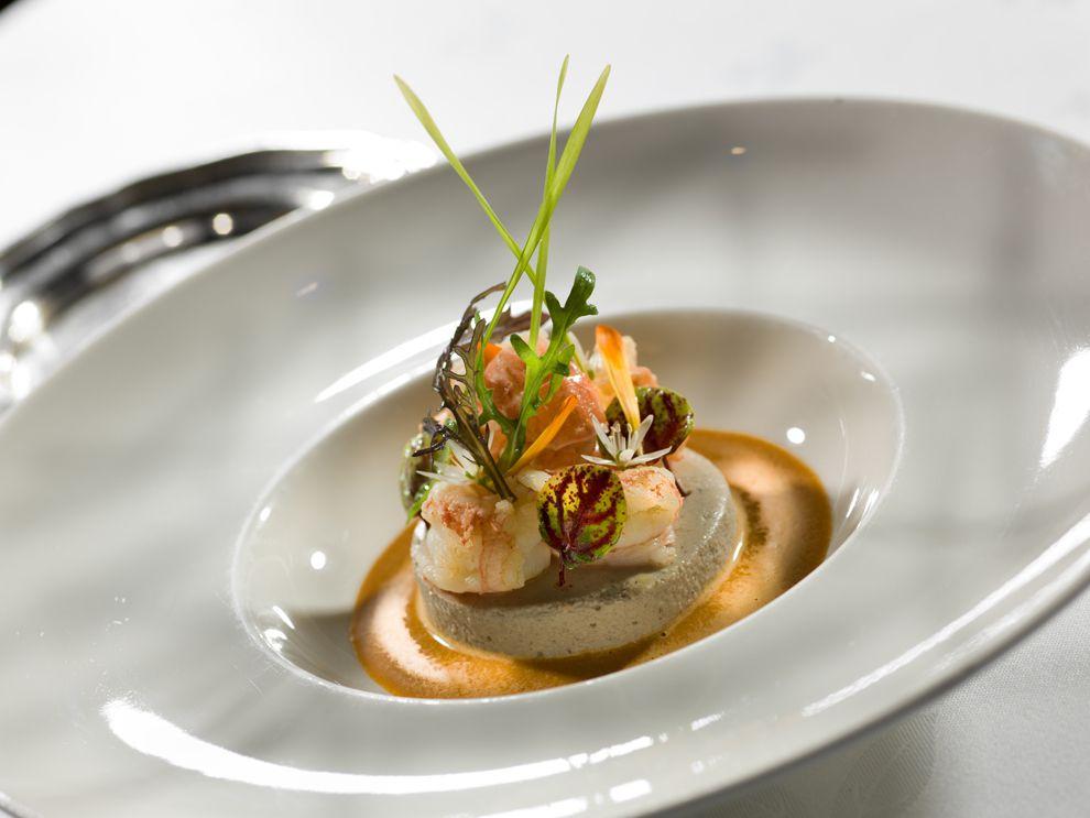 A g gastronomie chefs toil s chefs 1 toile - Chef de cuisine luxembourg ...