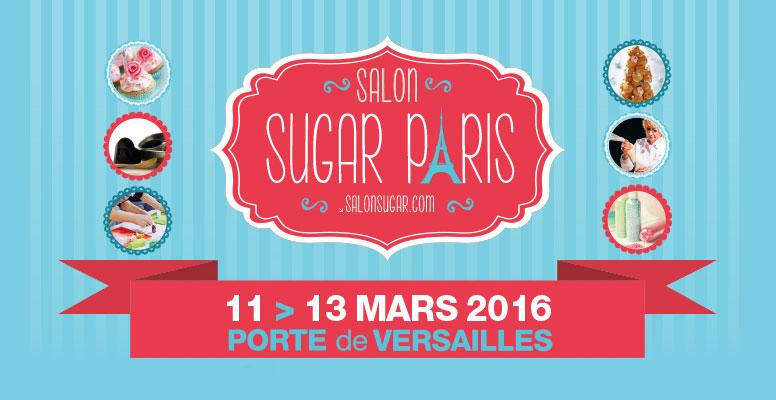 Salon sugar paris du 11 au 13 mars arts gastronomie for Salon gastronomie paris