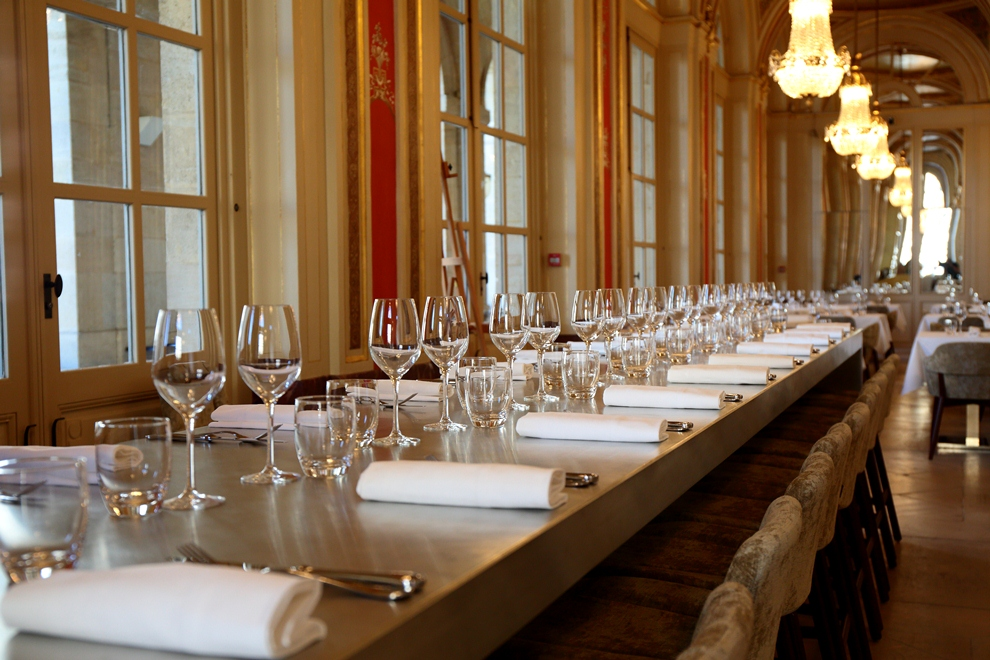Quatri Me Mur Carton Plein Pour Philippe Etchebest Arts Gastronomie