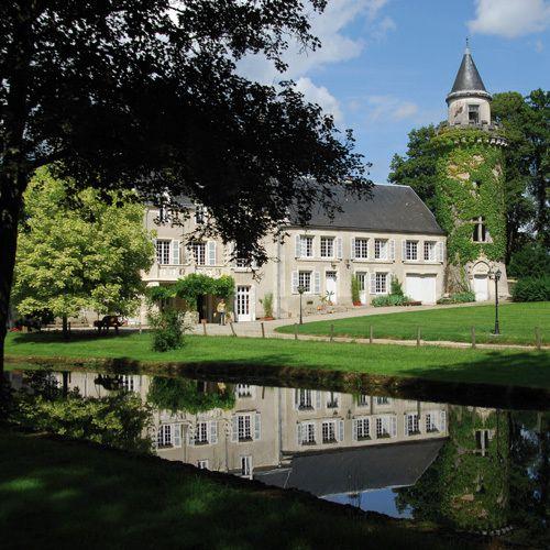 Château du domaine « La Tour de Labergement »
