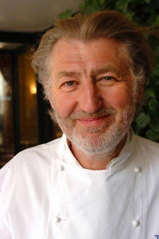 Pierre Gagnaire, chef du restaurant les Airelles