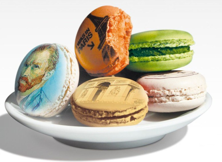 "I WAS IN lance les ""Beautiful macarons"" !"