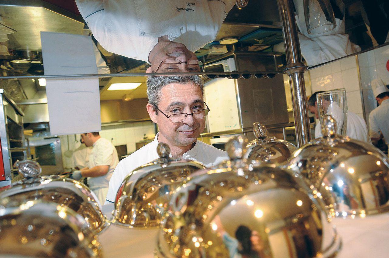 Jean michel lorain la c te saint jacques arts gastronomie - La cote saint jacques joigny ...