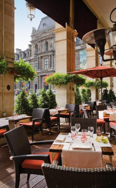 Brasserie du Louvre à Paris