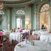 Restaurant 'L'Origan' du château d'Artigny