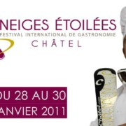 Neiges étoilées, Festival International de Gastronomie