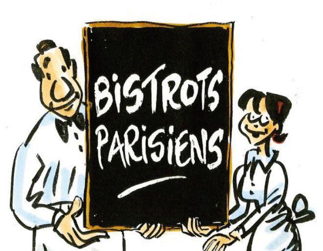 Le Petit Lebey des bistrots parisiens 2011