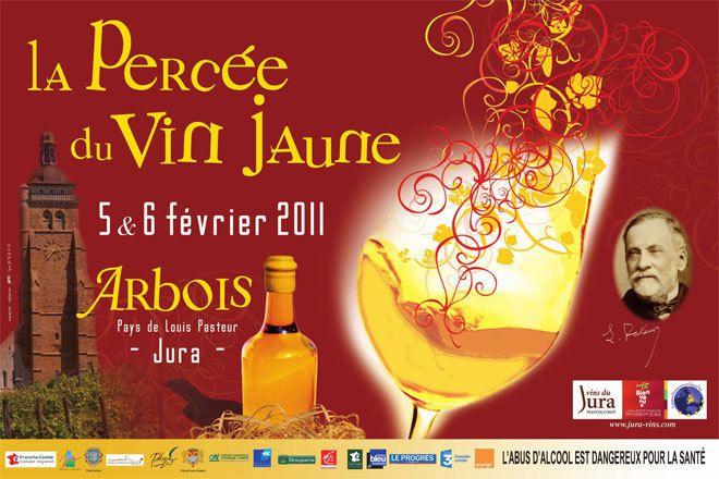La Percée du Vin Jaune, les 5 et 6 février 2011