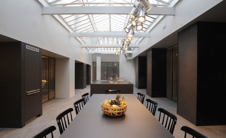 cuisine attitude by cyril lignac arts gastronomie. Black Bedroom Furniture Sets. Home Design Ideas