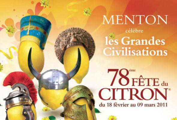 78ème Fête du Citron à Menton