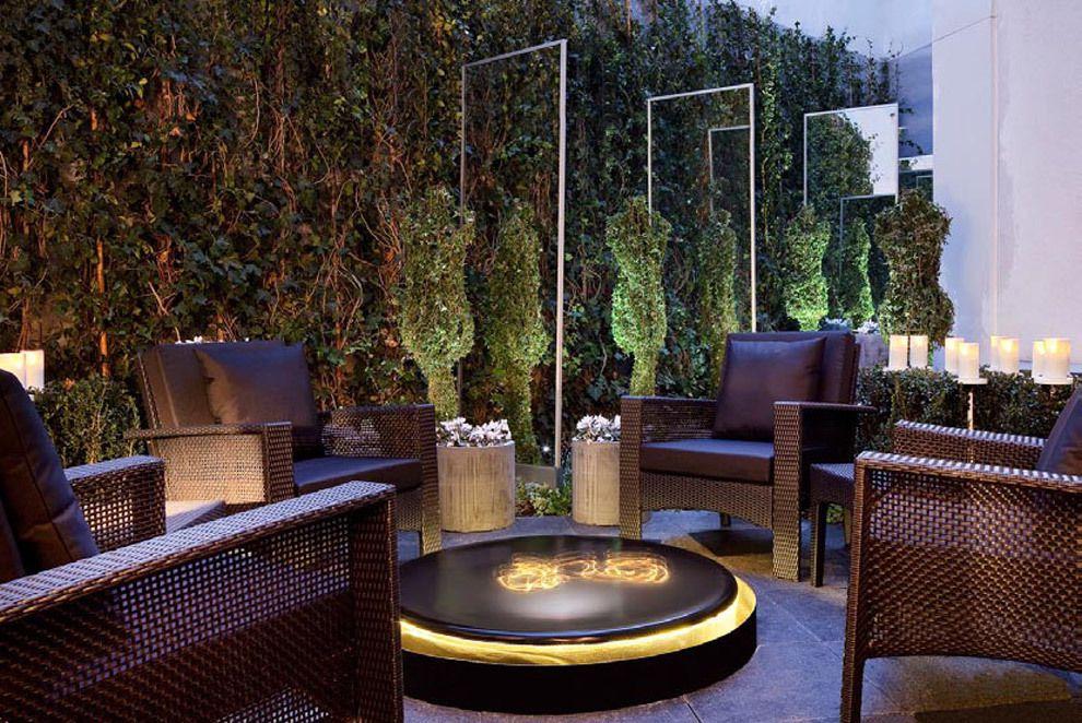 Les jardins de la villa arts gastronomie for Les jardins de la villa hotel paris