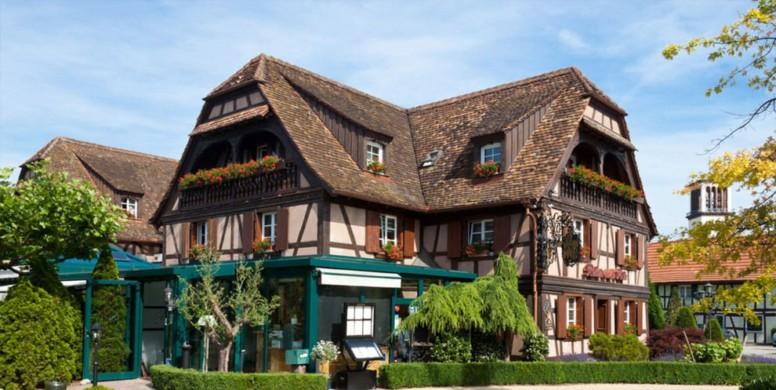 L'Hôtel-Restaurant Le Relais de la Poste à la Wantzenau