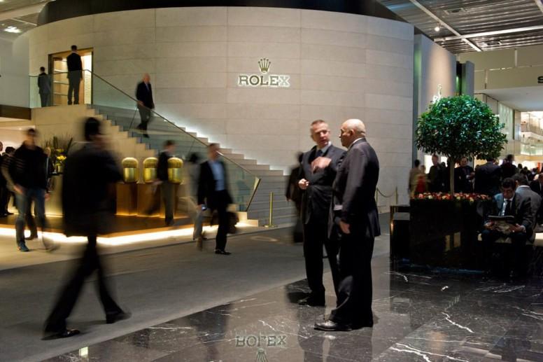 Le Salon Mondial de l'Horlogerie et de la Bijouterie BASELWORLD 2011