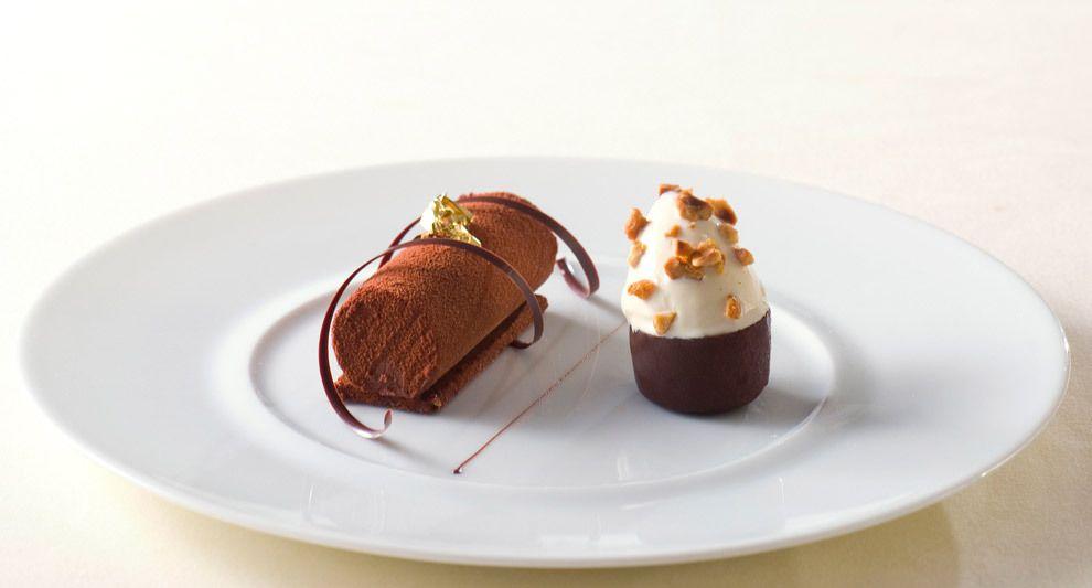 dessert chocolat gastro