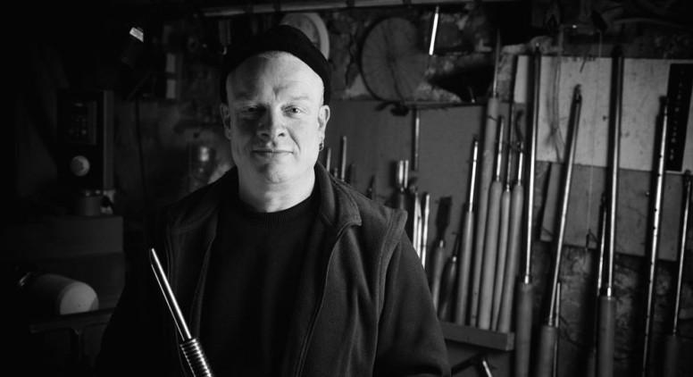 Marc Ricourt, tourneur sur bois
