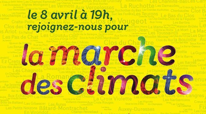 La marche des climats le 8 avril