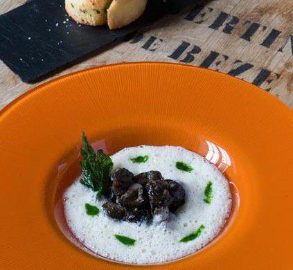 Le bouillon d ail doux aux escargots de bourgogne et cuisses de grenouilles arts gastronomie - Cuisiner les escargots de bourgogne ...