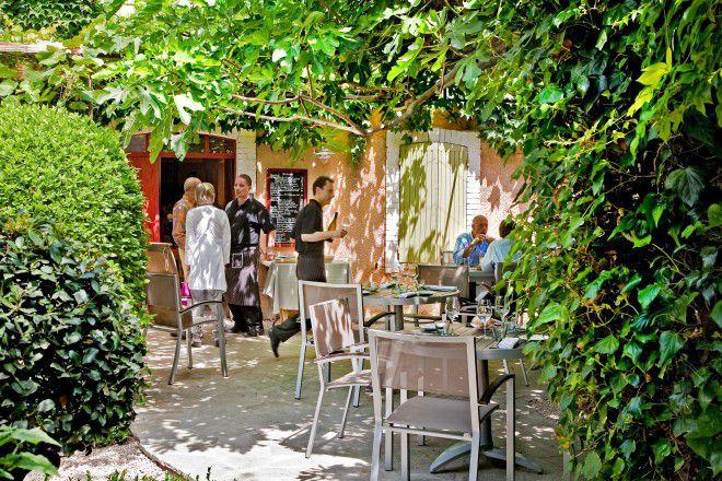 Restaurant « Le Grand Pré » à Roaix