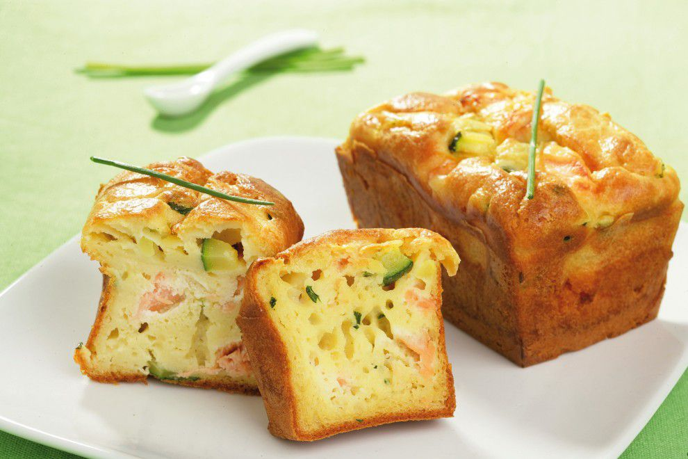Cake  G Courgettes