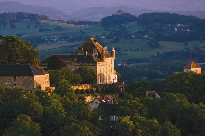 Jazz au clair de lune dans le cadre idyllique du château de Frontenay