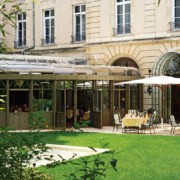 Le jardin secret des restaurateurs