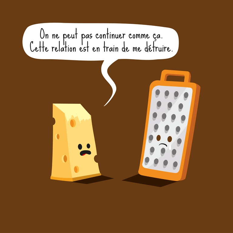 Rape a fromage