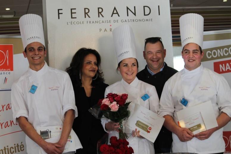 Emmanuel LALIA a été élu meilleur Jeune Talent Restaurateur de France de cette 4ème édition