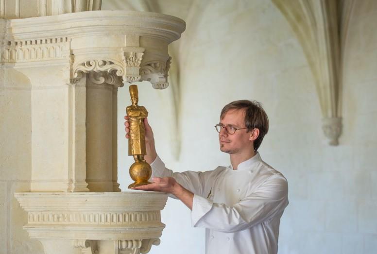 Thibaut Ruggeri Abbaye de Fontevraud