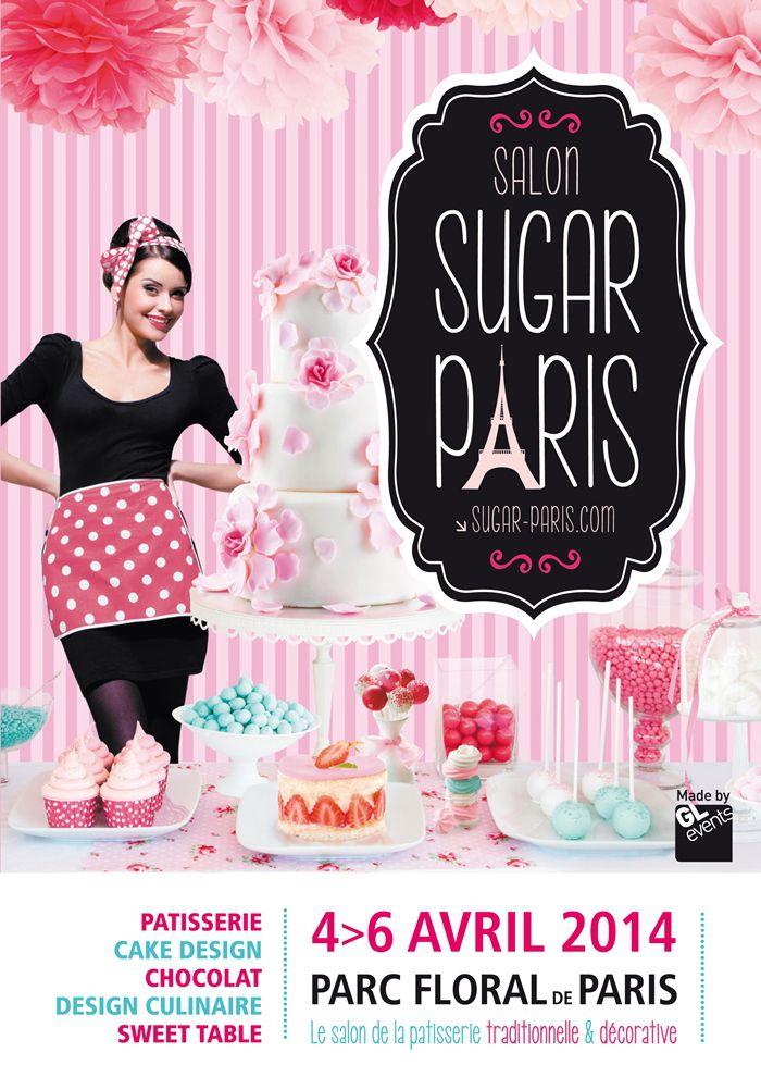 Sugar paris le premier salon d di la p tisserie arts for Salon gastronomie paris