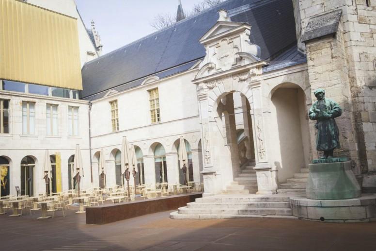 brasserie musée des Beaux-Arts de Dijon