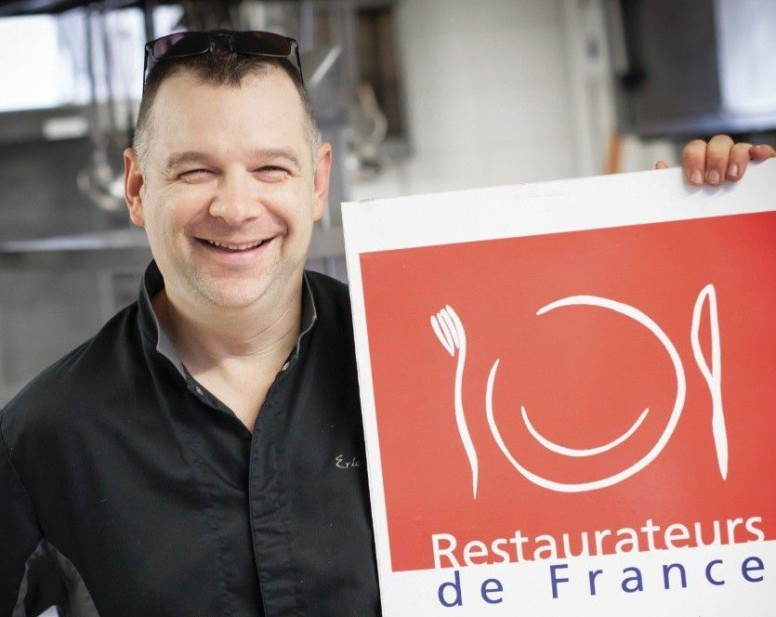 Eric Brionès restaurateurs de France