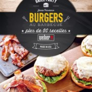 Nouvelle collection Grill party by Weber