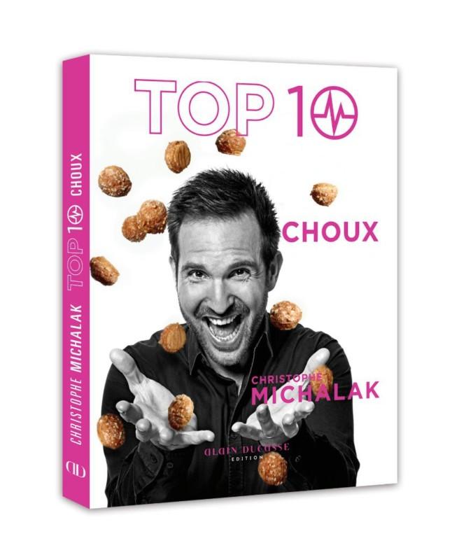 Recettes choux Christophe Michalak