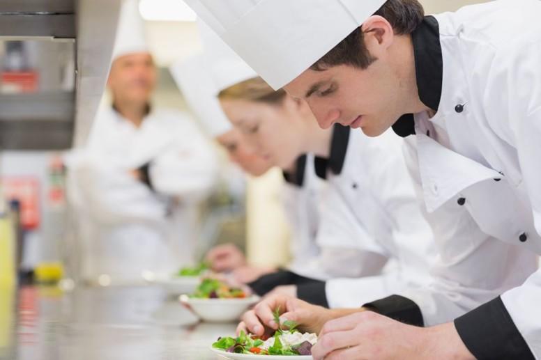 La jeunesse en cuisine