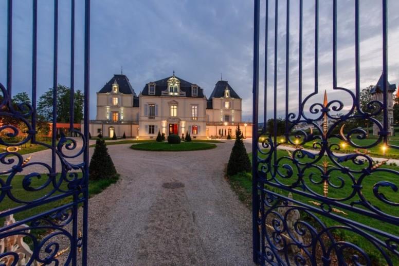 Château de Cîteaux – la Cueillette