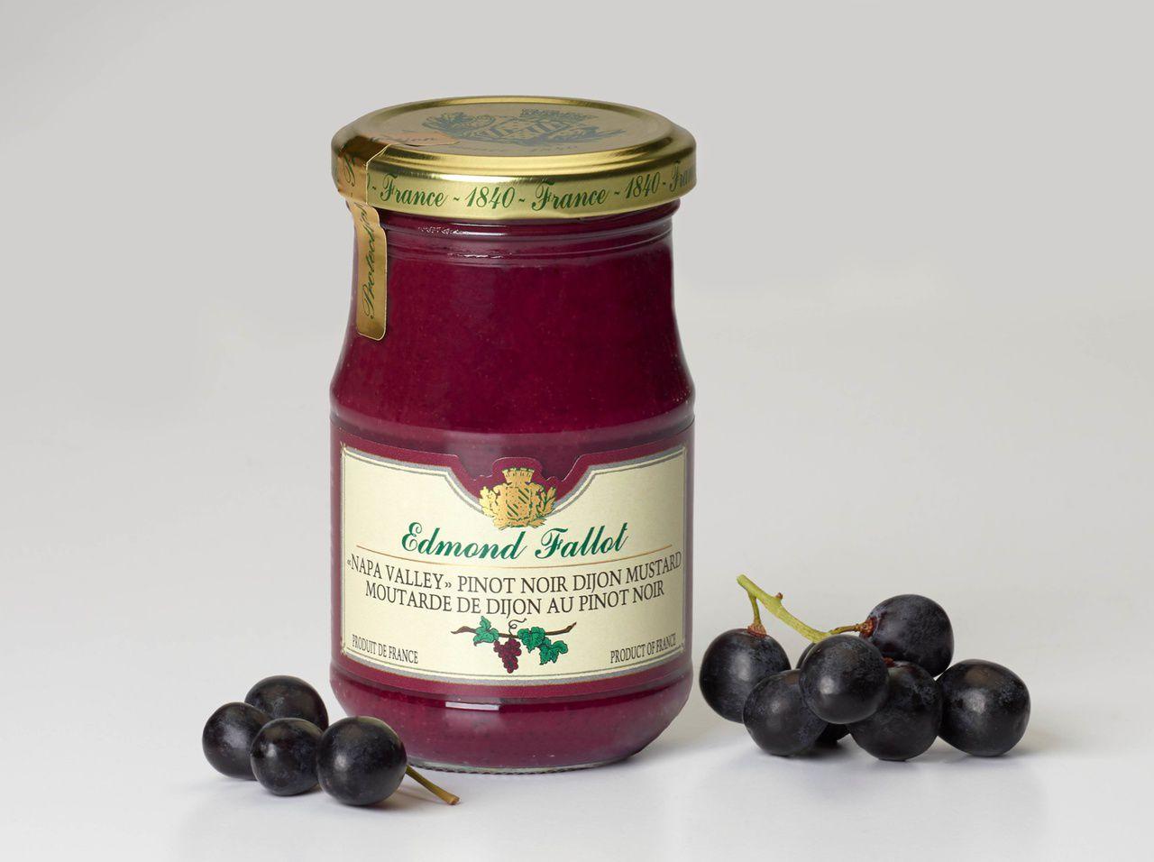 Succ s mondial pour la moutarde au pinot noir d edmond fallot arts ga - Moutarde fallot vente ...