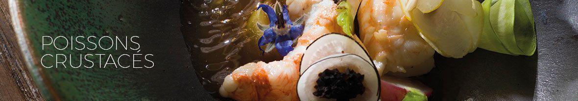 Poissons Crustacés