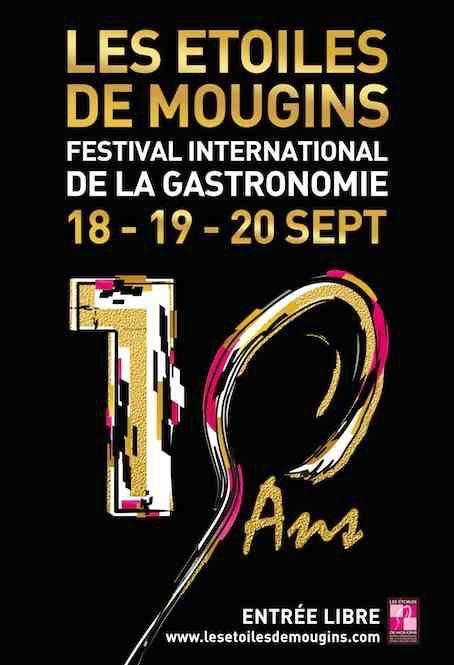 Festival International de la Gastronomie les étoiles de Mougins