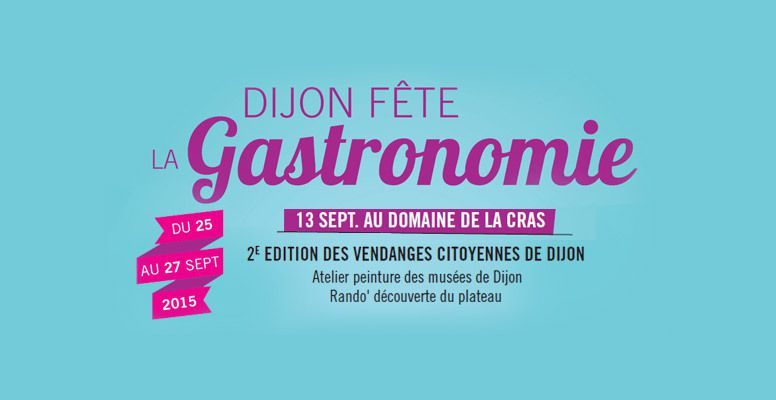 Dijon fête la gastronomie