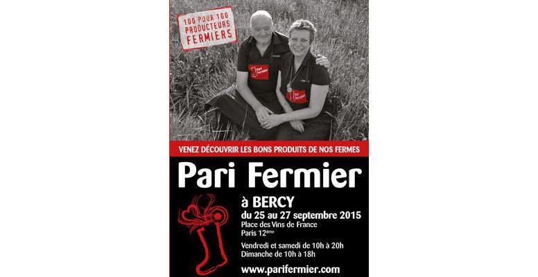 Pari fermier Bercy