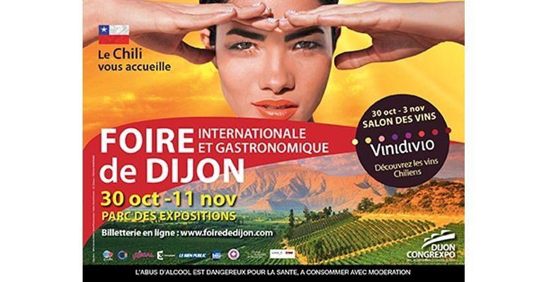 Foire gastronomique Dijon