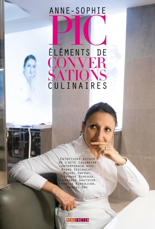 Anne-Sophie Pic conversations culinaires