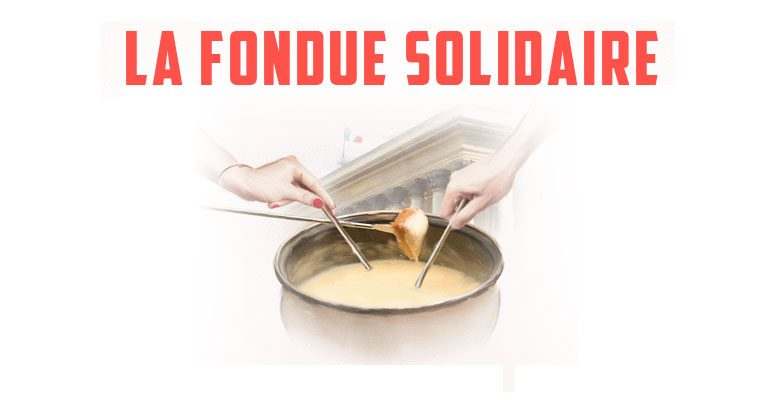 fondue solidaire