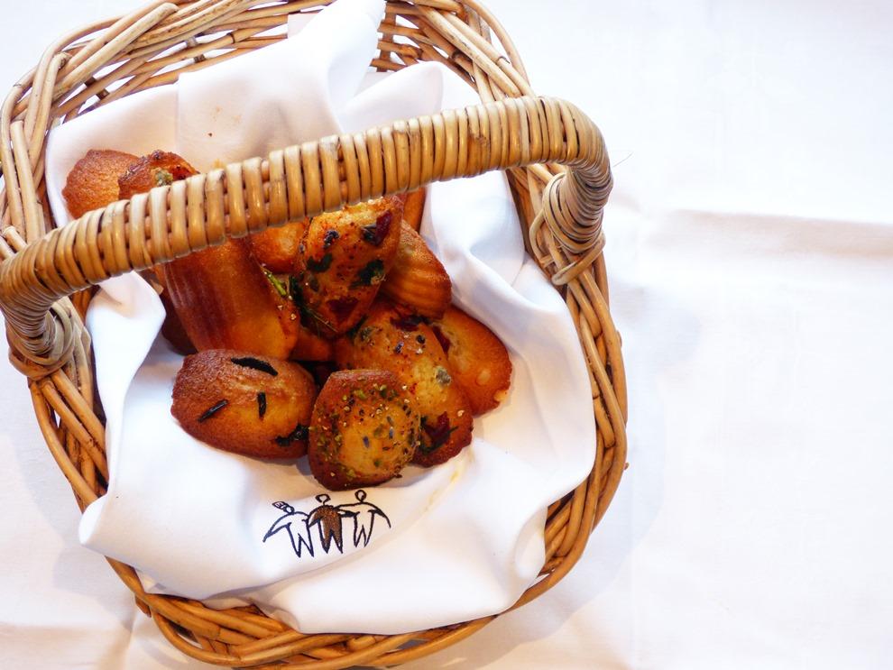 L'institut Paul Bocuse organise un grand concours de madeleine salée pour tous les gastronomes_© Institut Paul Bocuse