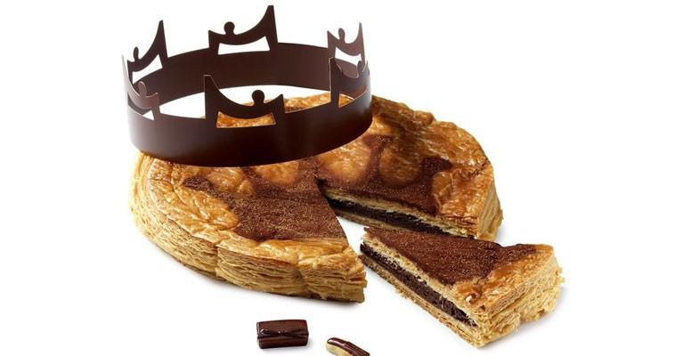 Galette des rois Maison du chocolat