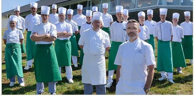 Sbastien Bras, fils de Michel bras, à la tête de la Maison Bras et du restaurant Le Suquet depuis 2009_©_Bras.fr