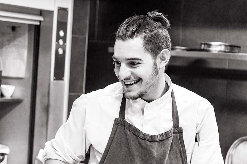Angelo Ferrigno décroche sa première étoile à seulement 23 ans_© Arnaud Dauphin Photographies