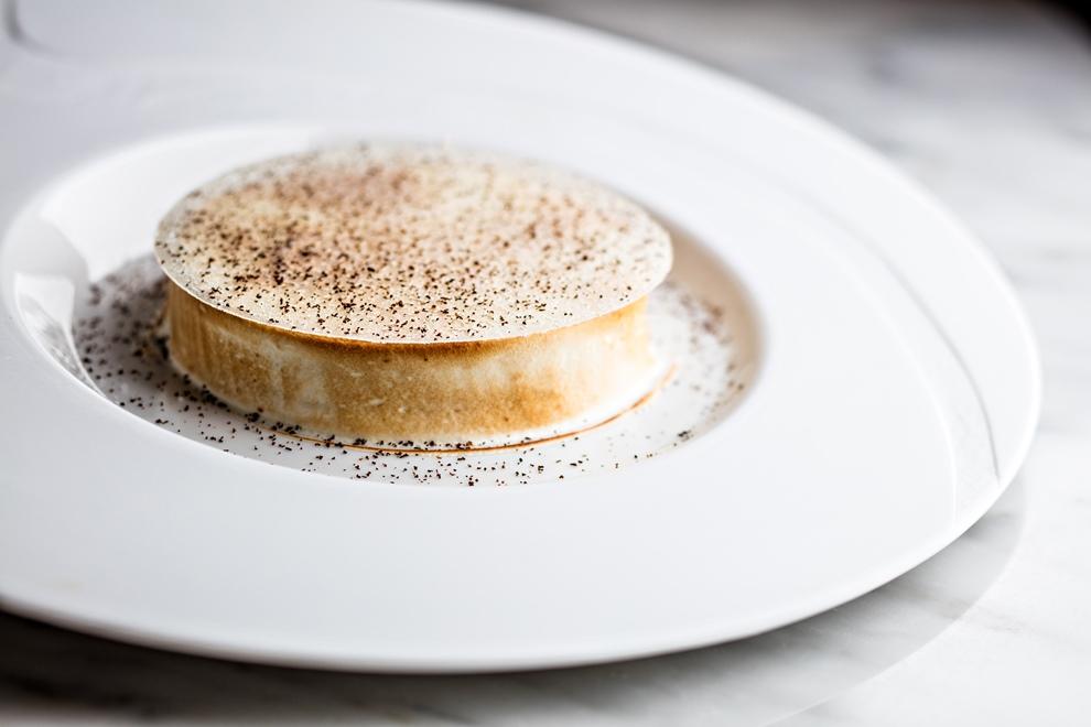Vanille d'origine, esprit d'une omelette norvégienne_© DR