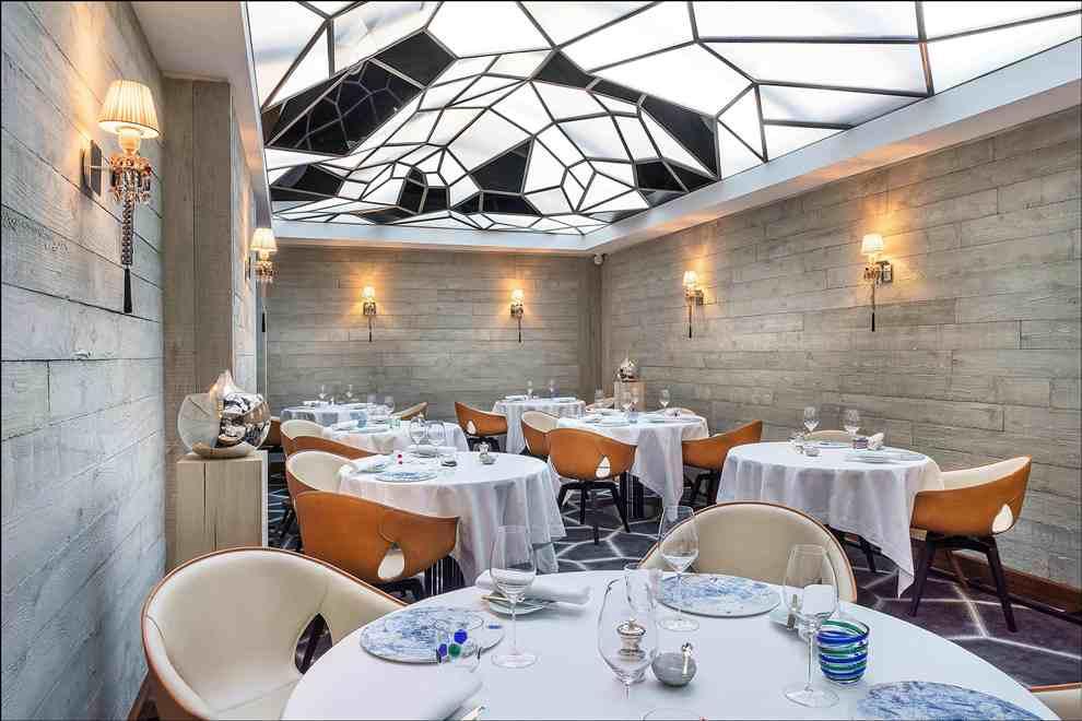 Jean-François Piège fête les amoureux au Grand Restaurant_© Khanh Renaud